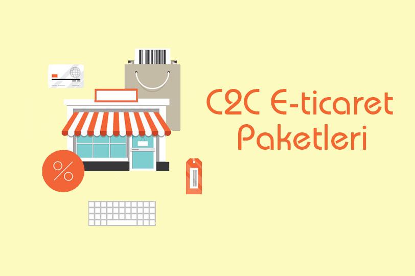 C2C E-ticaret Paketleri